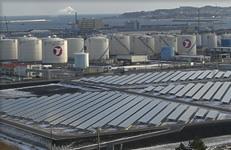 八戸市内太陽光発電施設新設工事