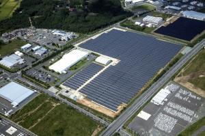 【青森県八戸市】三井不動産八戸太陽光発電所(8MW)が竣工しました。