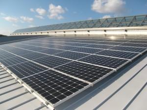 【青森県六ヶ所村】20KW太陽光発電所が竣工しました。
