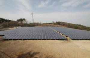【青森県八戸市】八戸市内900KW太陽光発電所が竣工しました。