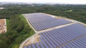 【青森県八戸市】大山2太陽光発電所建設工事が竣工しました。