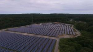【青森県八戸市】大山1太陽光発電所建設工事が竣工しました。
