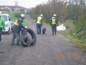 RIMG0042  各種ゴミの収集