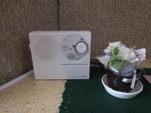 【青森県おいらせ町】防災行政無線放送施設整備工事(第4工区)が竣工しました。