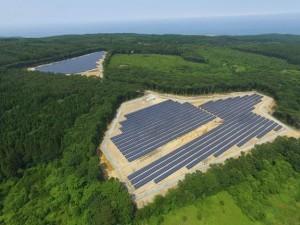 【青森県八戸市】折場沢・北野沢太陽光発電所が竣工しました。