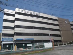 【青森県八戸市】八戸市中央駐車場・公用車車庫改築電気設備工事が竣工しました。