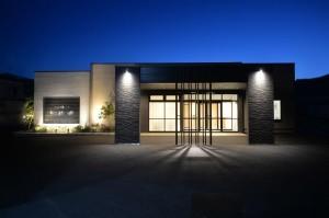 報恩会館南部新築工事が竣工致しました。