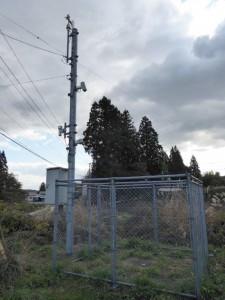 十和田三戸線外積寒地域道路整備(雪情報システム機器更新)工事が竣工いたしました。