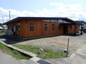 十和田市福祉施設 移転改築工事が竣工いたしました。