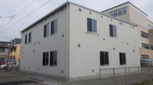岩手リハビリテーション学院講義棟新築工事が竣工いたしました。